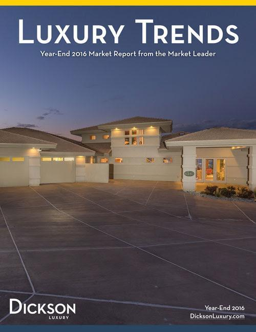 Reno Sparks Real Estate Luxury Trends